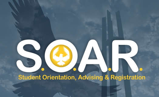 S.O.A.R Student Orientation, Advising and Registration