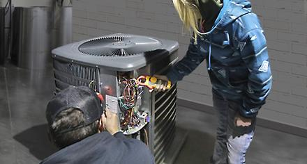 Air Conditioning, Refrigeration, and Heating