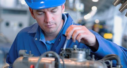 Industrial Systems Maintenance Technology