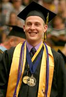 a csi student about to graduate